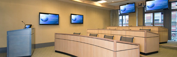 Restech Systems Automated Conference Room