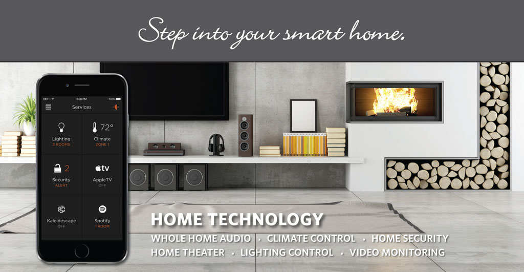 Home Theater Security Automation DesignInstall Home - Interior design home automation