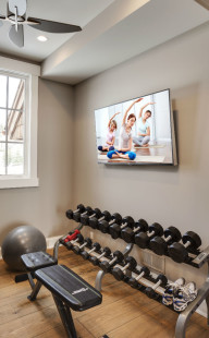 Restech-weight-room-TV-screen
